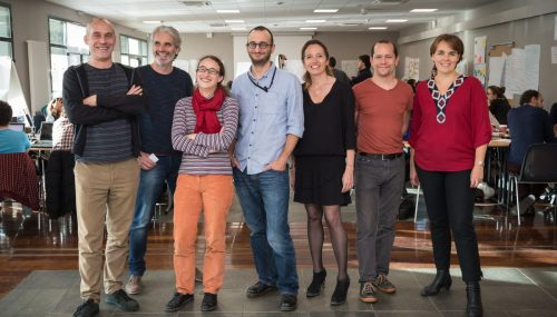 Crédits photo : Audencia Les porteurs de projets